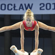 The World Games, Wroclaw/POL 2017: training acrobatics