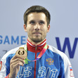 The World Games, Wroclaw/POL 2017: ZALOMIN Mikhail RUS