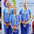 The World Games, Wroclaw/POL 2017: GRUSZKA Sophie SWEENEY Morgan