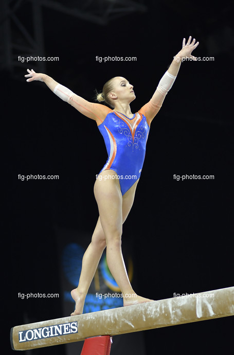 ART WCh Montreal/CAN: WEVERS Sanne NED