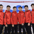 TRA WCh Sofia/BUL: men's team CHN