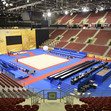 RG WCh Sofia/BUL 2018: Arena Armeec, FOP overview during preparation