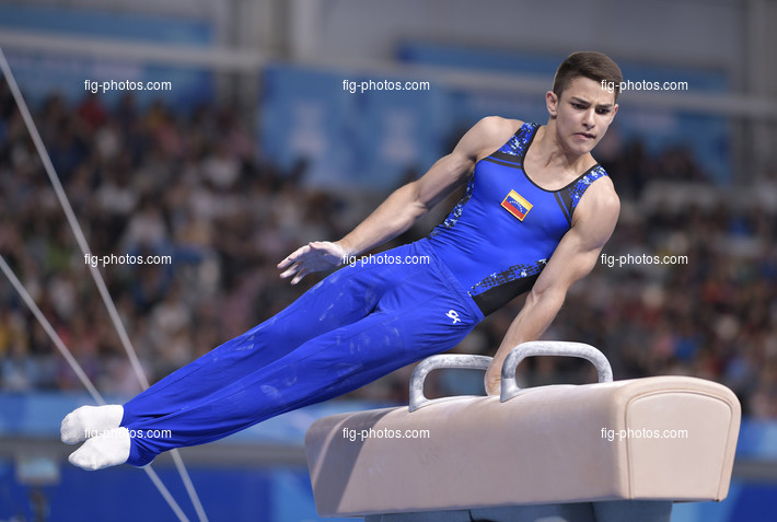 Youth Olympic Games Buenos Aires/ARG 2018: BETANCOURT  Victor VEN
