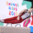 Youth Olympic Games Buenos Aires/ARG 2018: IVANOVS Olegs LAT
