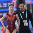 Youth Olympic Games Buenos Aires/ARG 2018: FAN Xinyi CHN + coach