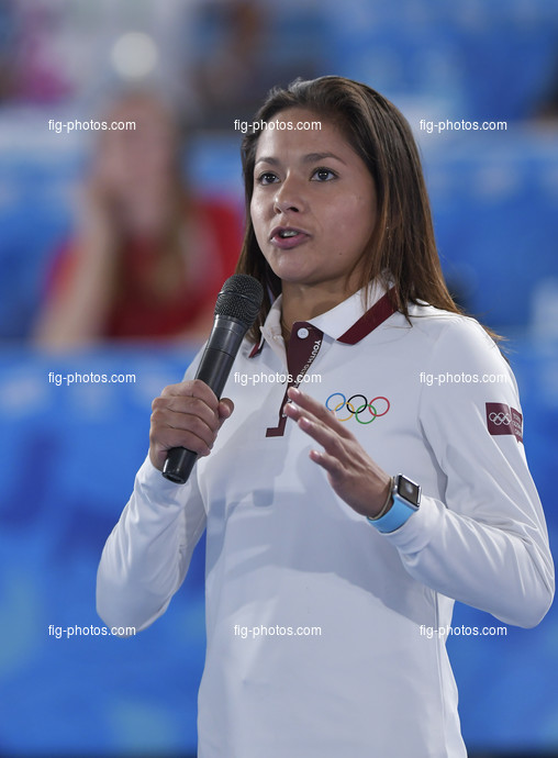 Youth Olympic Games Buenos Aires/ARG 2018: LOPEZ Jessica VEN