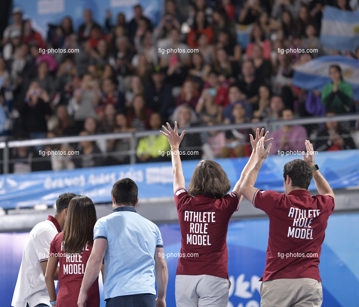 Youth Olympic Games Buenos Aires/ARG 2018: Role Models
