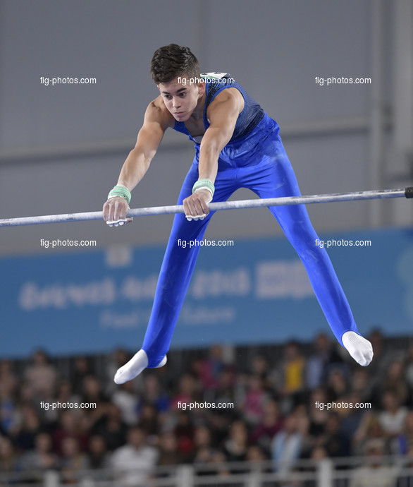 Youth Olympic Games Buenos Aires/ARG 2018: ZEIDEL Uri ISR