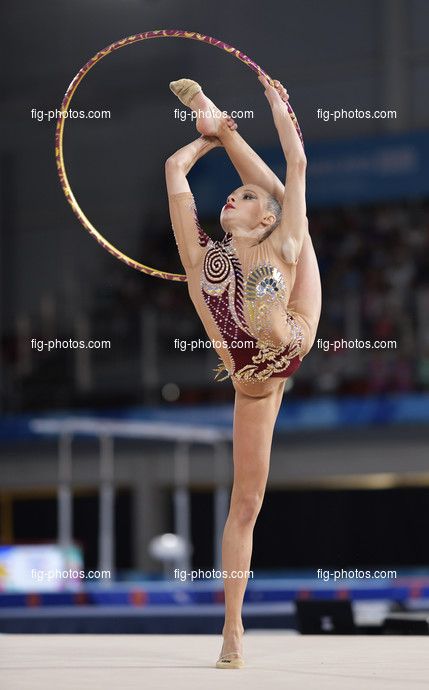 Youth Olympic Games Buenos Aires/ARG 2018: BELJAJEVA Adelina EST