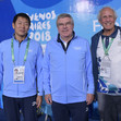 Youth Olympic Games Buenos Aires/ARG 2018: BACH Thomas + WATANABE Mori - GUEISBUHLER Andre