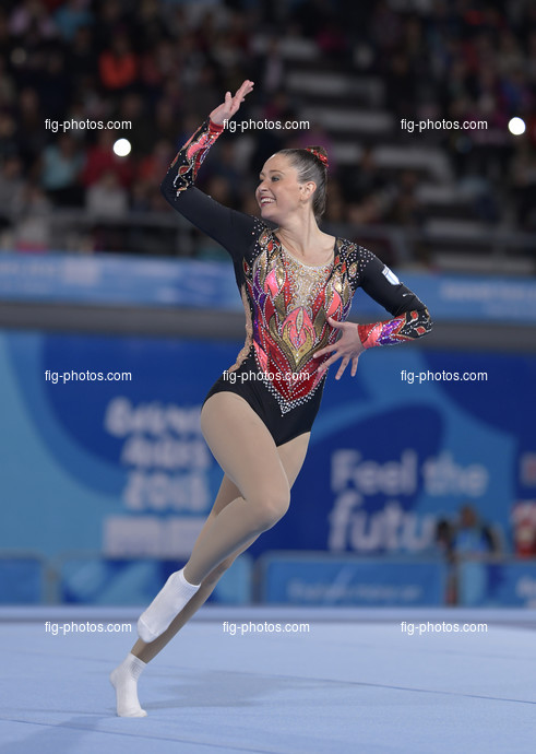 Youth Olympic Games Buenos Aires/ARG 2018: AEROBIC presentation