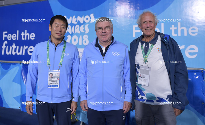 Youth Olympic Games Buenos Aires/ARG 2018: