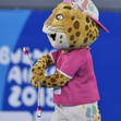 "Youth Olympic Games Buenos Aires/ARG 2018: mascot ""Pandi"""