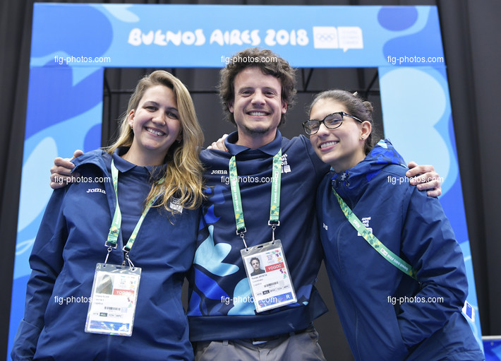 Youth Olympic Games Buenos Aires/ARG 2018: volunteers