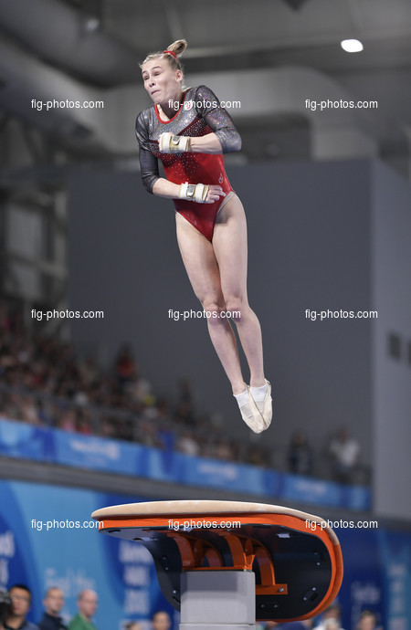 Youth Olympic Games Buenos Aires/ARG 2018: SPENCE Emma CAN