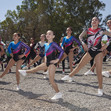 Youth Olympic Games Buenos Aires/ARG 2018: Aerobic presentation at Olympic Park