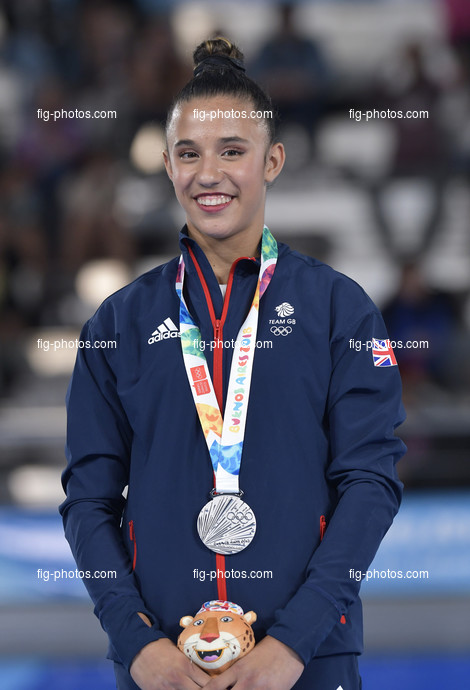 Youth Olympic Games Buenos Aires/ARG 2018: MORGAN Amelie GBR