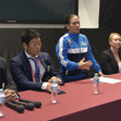 ART-WCh Doha/QAT 2018: Women's athletes meeting