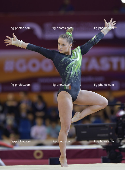 ART-WCh Doha/QAT 2018: SMITH Meaghan IRL