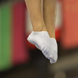 TRA WCh St. Petersburg/RUS 2018: detail, feet in the air