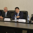 TRA WCh St. Petersburg/RUS 2018: FIG president round table