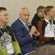 TRA WCh St. Petersburg/RUS 2018: FIG president round table, WILLAM Wolfgang