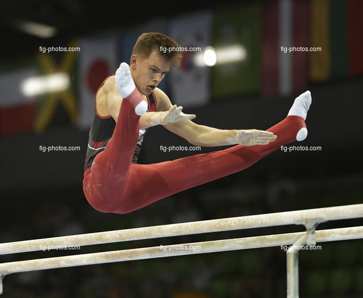 ART-Junior WCh Györ/HUN 2019: SIMINIUC Evgeny CAN