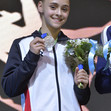 ART-Junior WCh Györ/HUN 2019: GADIROVA Jennifer GBR