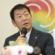 World Gymnaestrada Dornbirn/AUT 2019: opening press conference, WATANABE Mori
