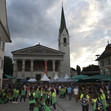 World Gymnaestrada Dornbirn/AUT 2019: city Marktplatz in Dornbirn
