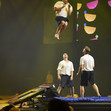 "World Gymnaestrada Dornbirn/AUT 2019: National evening, nordic countries ""Balance"""