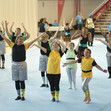 World Gymnaestrada Dornbirn/AUT 2019: group performance, USA12