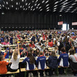 World Gymnaestrada Dornbirn/AUT 2019: dining hall