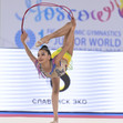 Junior RG WCh Moscow/RUS 2019: SALAZAR Kimberly MEX
