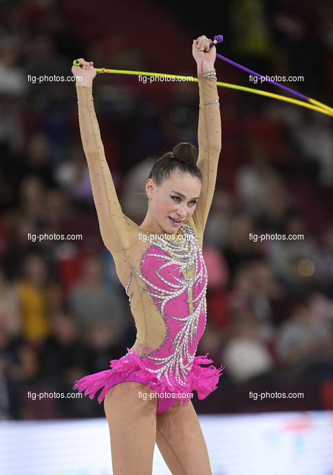 Junior RG WCh Moscow/RUS 2019: VIVIER Michel CAN