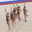 Junior RG WCh Moscow/RUS 2019: group NOR