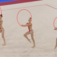 Junior RG WCh Moscow/RUS 2019: group MDA