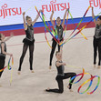 Junior RG WCh Moscow/RUS 2019: group CAN