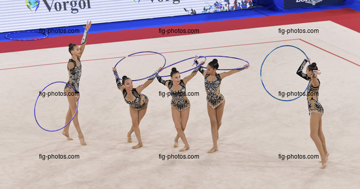 Junior RG WCh Moscow/RUS 2019: group GEO