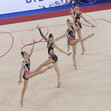 Junior RG WCh Moscow/RUS 2019: group BLR
