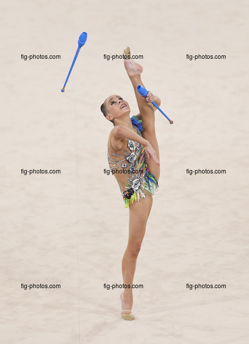 Junior RG WCh Moscow/RUS 2019: LEARMONT Phoebe AUS