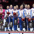 Junior RG WCh Moscow/RUS 2019: team RUS