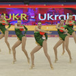RG WCh Baku/AZE 2019: group UKR
