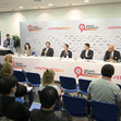 ART-WCh Stuttgart/GER 2019: FUJITSU press conference