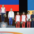 ART-WCh Stuttgart/GER 2019: victory ceremony overview