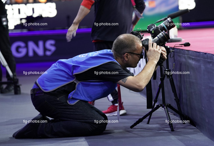 ART-WCh Stuttgart/GER 2019: pool-photographer