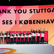 ART-WCh Stuttgart/GER 2019: closing ceremony, team GER