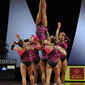 Aerobic-WC Rodez: group GRE