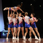 Aerobic-WC Rodez: group RUS2