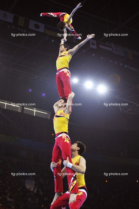 Olympic Games 2008/FIG-Gala
